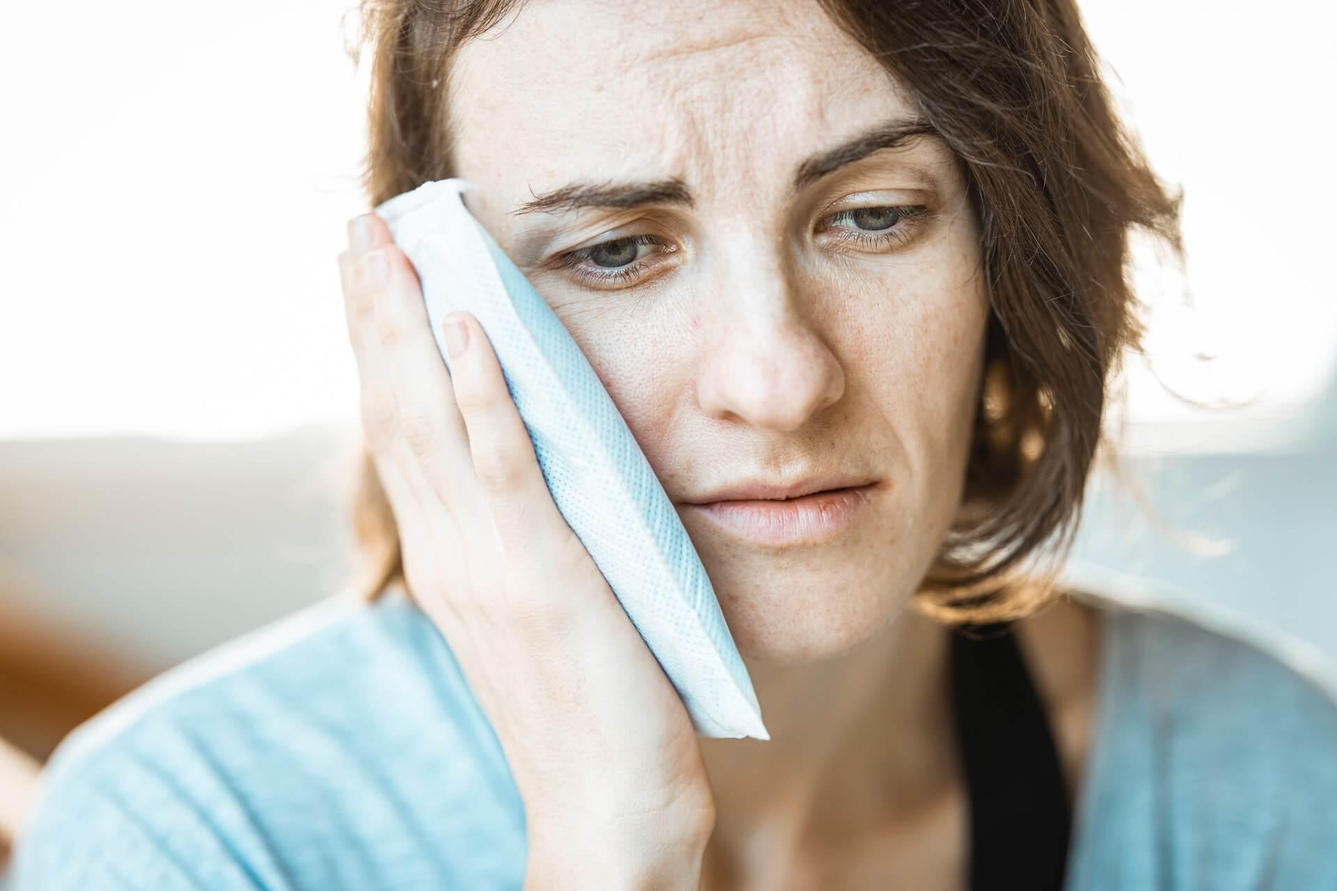 Zahnspange Schmerzen lindern bild 1